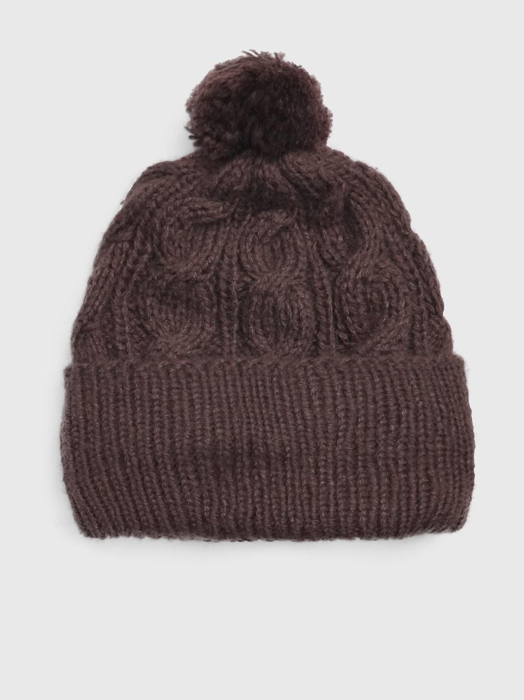 "a1b580ae6 Hand knit soft alpaca hat ""Pampas"""